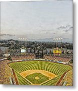 Home Of The Dodgers Metal Print
