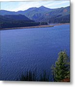 Lakes 4 Metal Print by J D Owen