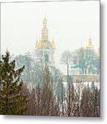 Lavra Monastery In Kiev Metal Print