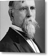 Lew Wallace (1827-1905) Metal Print