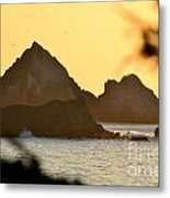 Linda Mar Beach - Northern California Metal Print