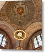 Los Angeles Central Library. Metal Print