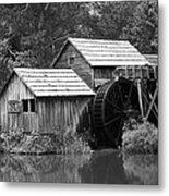 Mabry Mill - Blue Ridge Mountains Metal Print