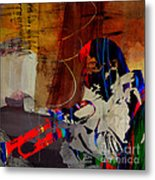 Miles Davis Metal Print