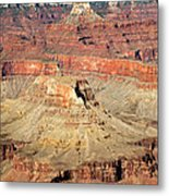 Mohave Point Grand Canyon National Park Metal Print