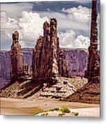 Monument Valley - Arizona Metal Print