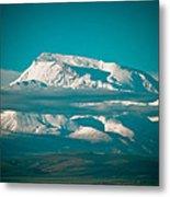 Mount Gurla Mandhata Metal Print