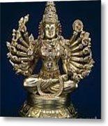 Mysore Treasure Metal Print