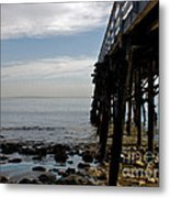 New Photographic Art Print For Sale Paradise Cove Metal Print