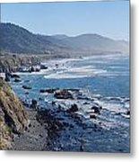 Northern California Coast Metal Print by Twenty Two North Photography