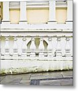 Old Architecture Metal Print