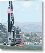 Oracle Team Usa Metal Print