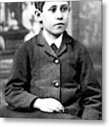 Orville Wright (1871-1948) Metal Print