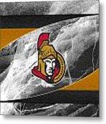 Ottawa Senators Metal Print