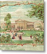 Pan-american Exposition Metal Print