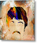 Paul Mccartney Collection Metal Print