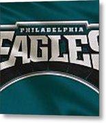 Philadelphia Eagles Uniform Metal Print
