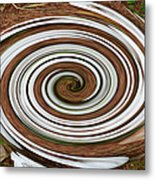 Photo Abstraction Metal Print
