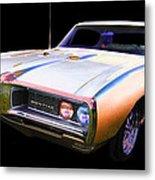 Pontiac Metal Print
