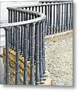 Railings Metal Print