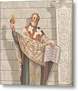 Saint Augustine Metal Print by John Alan  Warford