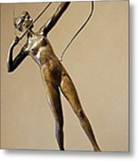 Saint Gaudens' Diana Of The Tower Metal Print