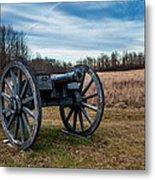 Saratoga Battlefield Metal Print