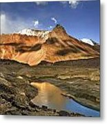 Serchu Valley Leh India Metal Print