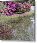 Spring In Mississippi Metal Print