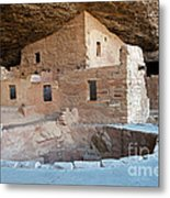 Spruce Tree House Mesa Verde National Park Metal Print