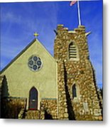 St. Andrews-by-the-sea Metal Print