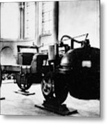Steam Carriage, 1770 Metal Print