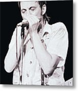 Steve Marriott - Humble Pie At The Cow Palace S F 5-16-80  Metal Print
