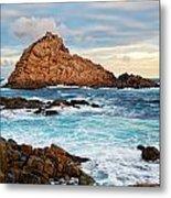 Sugarloaf Rock - Western Australia Metal Print