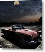 Sweet Dreams Of Route 66 Metal Print