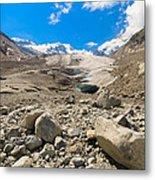 Swiss Mountains Metal Print