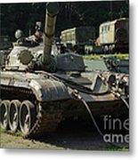 T-72 /2/ Metal Print