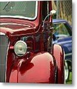 Terra Nova Hs Car Show Metal Print