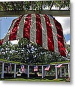 The Old Amphitheater In Arlington Metal Print