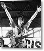 Tom Robinson Band Metal Print