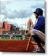 Toronto Blue Jays V Pittsburgh Pirates Metal Print