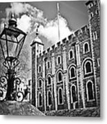 Tower Of London Metal Print