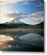 Usa, Oregon, Mount Hood National Metal Print