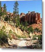 Utah Red Rock Metal Print