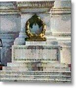 Vittorio Emanuele Monument In Rome Metal Print