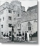 What Next For Prince Charles?a Multi Racial College? Metal Print