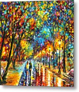 When Dreams Come True Metal Print by Leonid Afremov