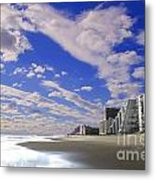 Winter Paradise Metal Print by Joe McCormack Jr