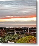 Yachats Oregon Metal Print