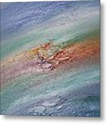 Original Abstract Masterpiece Metal Print